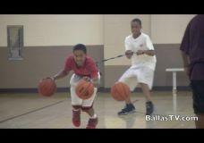 14-mečio talento treniruotė