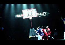 Gatvės krepšinio lyga Japonijoje