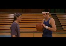 J.Carrey žaidžia krepšinį