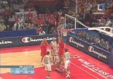 Lietuva prieš Ispanija EČ finale 2003 metais