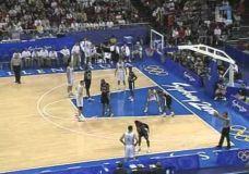 2000 metų pusfinalis Lietuva prieš JAV