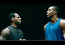 McDonald'o reklama su LeBron'u James'u and Dwight'u Howard'u
