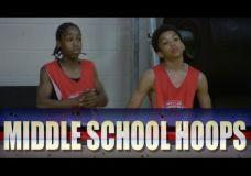 Jashaun Agosto ir Jaylin Fleming krepšinio stovykloje