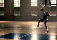 Richard Jefferson prieš Vince Carter Nike reklamoje