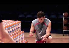 Blake Griffin su Kevin Love juokingoje reklamoje