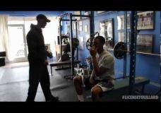 Damian Lillard gyvenimas : Treniruotė