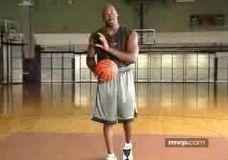 M.Jordan klaidinančio judesio pamoka