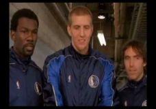 """Juokingiausia scena su Dirk Nowitzki iš filmo """"Like Mike"""""""