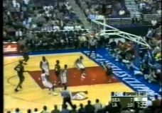 """1999-2000 sezono """"NBA Action"""" savaitinis Top10"""