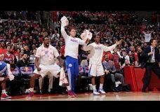 2012-12-30 dienos NBA vykusių rungtynių apybraiža