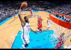 Kevin Durant Top 10 momentų Lapkričio mėnesi
