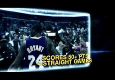 Kobe Bryant : nuo pirmo taško iki 30.000