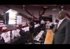 """""""Karūna"""" – dokumentinis filmas apie Miami Heat 11/12 sezoną"""