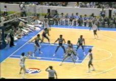 Michael Jordan žaidimo momentai žaidžiant už universitetą