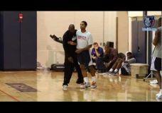 Michael Jordan treniruoja Bobcats jaunimą