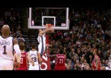 NBA Top10 dėjimų atliktų 2012 metais
