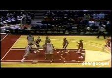 Allen Iverson žaidimo momentai atstovaujant Georgetown universitetui