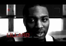 NBA naujokai : Diena su Damian Lillard