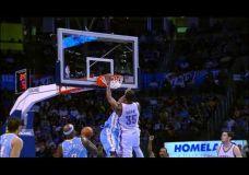 Kevin Durant 2012 metų dešimt naudingiausių krepšinio momentų