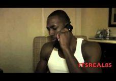Linksmas pokalbis telefonu tarp Dwight Howard ir Andrew Bynum