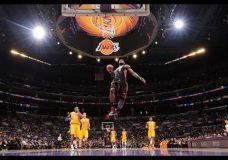 Įsimintiniausi Heat dėjimai prieš LA Lakers
