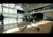 """""""Nike Basketball Pro Training"""" stovykla : 3 dalis """"Įgūdžių treniravimas"""""""