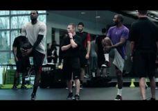 """""""Nike Basketball Pro Training"""" stovykla : 2 dalis """"Fizinis pasirengimas"""""""