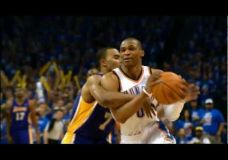 Russell Westbrook Top10 momentų per 2012 m.