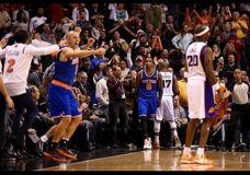 Dešimt patraukliausių savaitės momentų kurie įvyko NBA lygoje