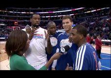 "Clippers ""videobombingas"" priešakyje su Blake Griffin ir DeAndre Jordan"