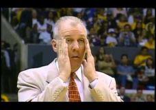 2002-2003 Spurs čempioniškas sezonas