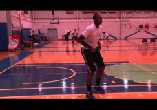 Carmelo Anthony treniruojasi kartu su Hakeem Olajuwon IV dalis