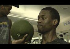 Kaip ruošiasi krepšininkai ateinančiam sezonui : Harrison Barnes