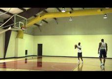 Hakeem Olajuwon moko Dwight Howard krepšinio elementų