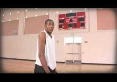 Kevin Durant treniruočių paslaptys I dalis