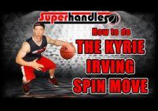 Unikalios Kyrie Irving verpstės pamoka