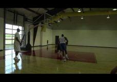 Hakeem Olajuwon moko Dwight Howard krepšinio elementų II dalis