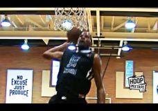 Kevin Durant 35 taškai Nike Drew lygoje