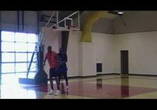 Hakeem Olajuwon dalinasi patarimais su Kobe Bryant IV dalis