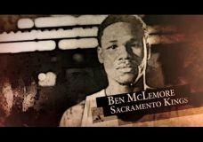 Ben McLemore treniruotė su nuostabiu treneriu Micah Lancaster