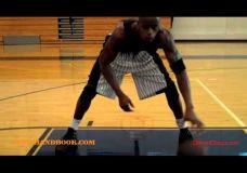 Chris Paul firminį driblingo judesiuką išmokins Dre Baldwin