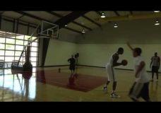 Hakeem Olajuwon moko Dwight Howard krepšinio elementų III dalis