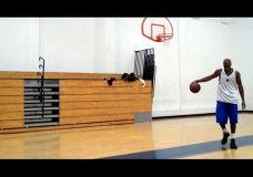 Kobe gatvės krepšinio judesiuką išmokins Dre Baldwin