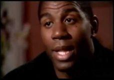 Dokumentinis filmas apie Magic Johnson