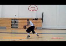 Steph Curry firminį driblingo judesiuką išmokins Dre Baldwin