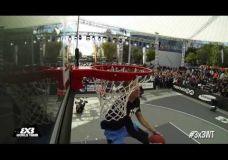 2013 FIBA Stambulas: Dėjimų konkursas