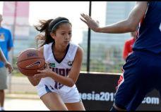 FIBA 3×3 U18 Jakarta: Antrosios dienos apybraižos