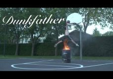 176cm dėjikas – DunkFather