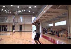 Accelerate Basketball treniruotėse keletas Europos žaidėjų