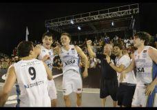 2013 FIBA 3×3 Jakarta: Finalas